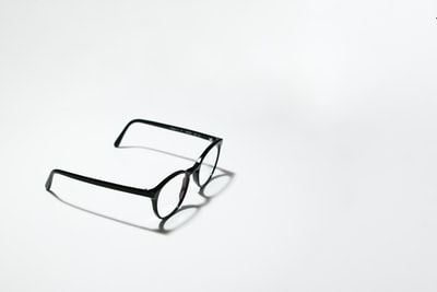 'I don't know where the world is': A new glass horn rimmed glass glasses